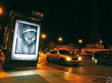 28 Millimètres, Portrait d'une Génératioon, Byron, Paris, Place de la Bastille, 2004