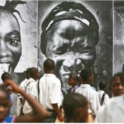 28 Millimètres, Women Are Heroes, Bô City, School, Sierra Leone, 2008