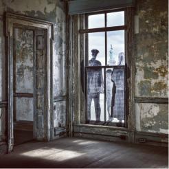Unframed Ellis Island