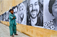 Karachi, Pakistan, 21 Portraits