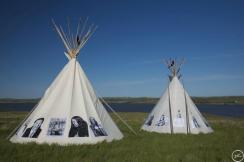 Standing Rock Reservation, North Dakota, 60 Portraits