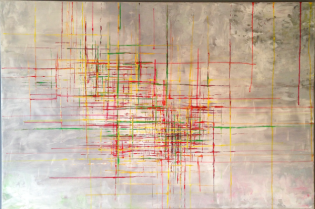 Alexia Orban - Inspiration - 120 x 80 cm