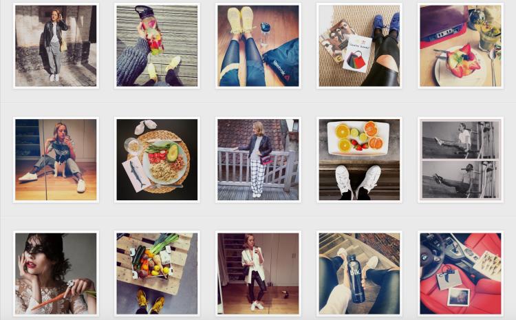Instagram Valentine Witmeur